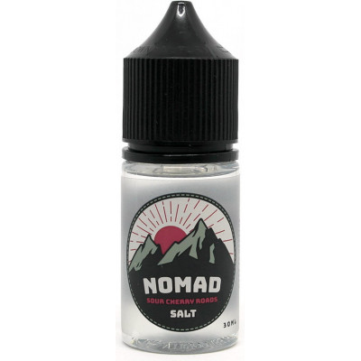 Жидкость NOMAD Salt Sour Cherry Roads 30 мл