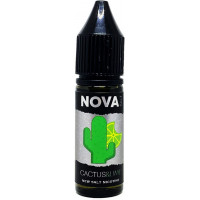 Жидкость NOVA Salt Cactus Lime 15 мл