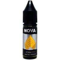 Жидкость NOVA Salt Tobacco 15 мл