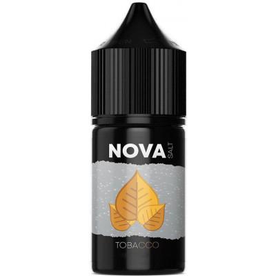 Жидкость NOVA Salt Tobacco 30 мл