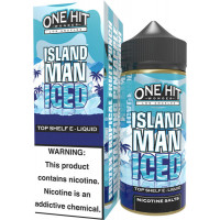 Рідина One Hit Wonder Island Man Iced 100 мл