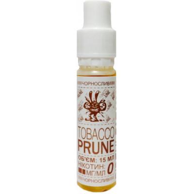 Жидкость для электронных сигарет Pink Fury Tobacco Prune 15 мл