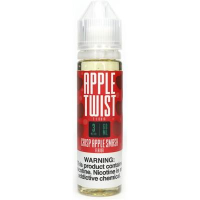Жидкость для электронных сигарет Apple Twist Crisp Apple Smash 60 мл