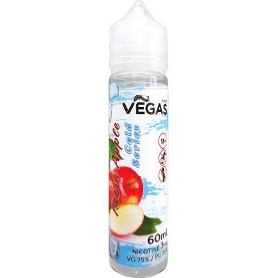 Жидкость для электронных сигарет Vegas Fresh Apple 60 мл
