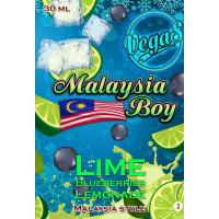 Жидкость Vegas Malaysia Boy 30 мл