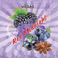 Жидкость Vegas Red Midnight 30 мл