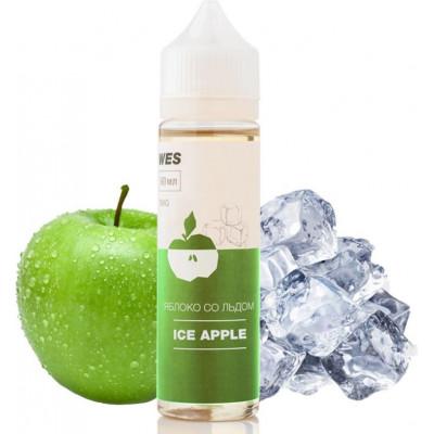 Жидкость для электронных сигарет WES The First Ice Apple 60 мл