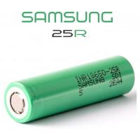Аккумулятор Samsung 25R 18650 2500 mAh