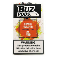 Картридж BUZ Pods Cartridge 60 мг 1 мл 4 шт Orange Pineapple