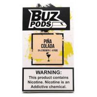 Картридж BUZ Pods Cartridge 60 мг 1 мл 4 шт Pina Colada
