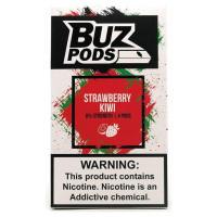 Картридж BUZ Pods Cartridge 60 мг 1 мл 4 шт Strawberry Kiwi