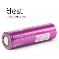 Аккумулятор Efest 20700 3100 mAh 30 A
