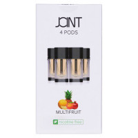 Картридж Joint Pods Cartridge 50 мг 0.8 мл 4 шт Multifruit