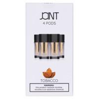 Картридж Joint Pods Cartridge 50 мг 0.8 мл 4 шт Tobacco