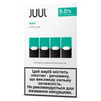 Картридж Juul Cartridge 50 мг 0.7 мл 4 шт Mint