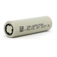 Акумулятор Molicel P26A INR18650 35A 2600 mAh