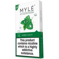 Картридж MYLE Pods Cartridge 50 мг 0.9 мл 4 шт Iced Mint
