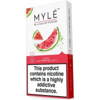 Картридж MYLE Pods Cartridge 50 мг 0.9 мл 4 шт Iced Watermelon