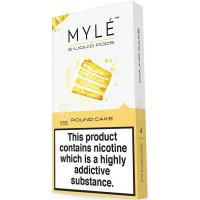 Картридж MYLE Pods Cartridge 50 мг 0.9 мл 4 шт Pound Cake