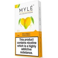 Картридж MYLE Pods Cartridge 50 мг 0.9 мл 4 шт Sweet Mango