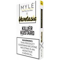 Картридж MYLE Pods Cartridge 50 мг 0.9 мл 4 шт Vapetasia Killer Kustard