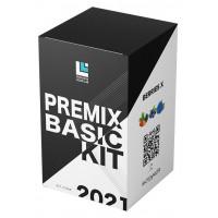 Набор для жидкости PREMIX BASIC KIT Salt Berries X 30 мл