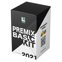 Набор для жидкости PREMIX BASIC KIT Salt Cranberry Herbs 30 мл