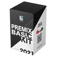 Набор для жидкости PREMIX BASIC KIT Salt Fruits Garden 30 мл