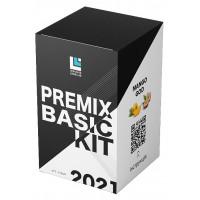 Набор для жидкости PREMIX BASIC KIT Salt Mango God 30 мл