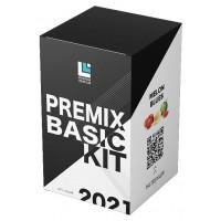 Набор для жидкости PREMIX BASIC KIT Salt Melon Blues 30 мл