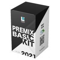 Набор для жидкости PREMIX BASIC KIT Salt Mint Gum 30 мл