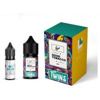 Набір для рідини Twins Salt Good Tobacco 30 мл