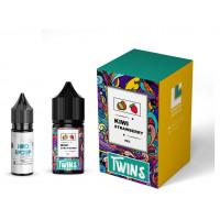 Набор для жидкости Twins Salt Kiwi Strawberry 50 мг 30 мл