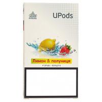 Картридж Upods Cartridge 50 мг 0.7 мл 4 шт Лимон Клубника