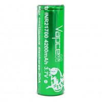Аккумулятор Vapcell INR21700 30A 4200 mAh