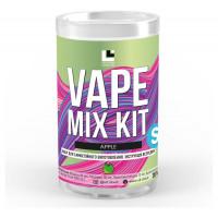 Набор для жидкости Vape Mix Kit salt Apple 30 мл