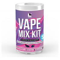 Набор для жидкости Vape Mix Kit salt Currant Blackberry 50 мг 30 мл