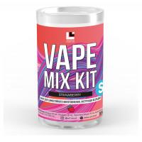 Набор для жидкости Vape Mix Kit salt Strawberry 30 мл