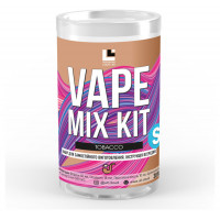 Набор для жидкости Vape Mix Kit salt Tobacco 30 мл